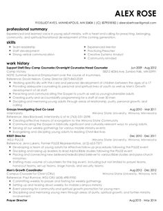 Job Descriptions For Resume Simple Resume Examples Career Change  Pinterest  Sample Resume And Resume .