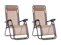 Zero Gravity 2 Pack Reclining Pool Patio Outdoor Lounge Chairs (Beige/Tan) Vergo http://www.amazon.com/Gravity-Reclining-Outdoor-Lounge-Chairs/dp/B00GRJ0VIE/ref=aag_m_pw_dp?ie=UTF8&m=A29SKDSPISVLLR