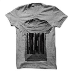 Take Action with a good idea. - custom tshirts #sport shirts #custom t shirt design