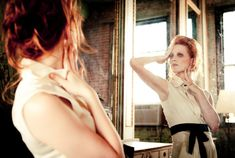Jessica Chastain - Interview 2010 photoshoot