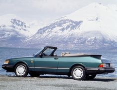 1987–93 Saab 900 Turbo Convertible