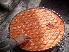 Gəncə paxlavasının hazırlanma qaydası - YouTube