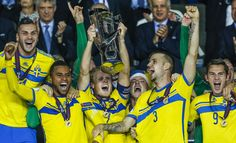 Sweden v Portugal  - UEFA Under21 European Championship 2015 Final