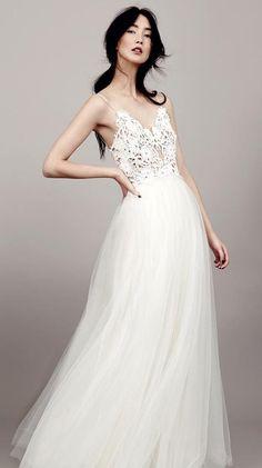 "wocinsolidarity: ""marleens-diary: ""Kaviar Gauche Bridal Collection 2015 Wedding Dresses - ""Papillon D'Amour"" "" OMG "" 2015 Wedding Dresses, Bridal Dresses, Wedding Gowns, Dresses 2016, Wedding Bride, Wedding Ceremony, Lace Wedding, Butterfly Wedding Dress, Ethereal Wedding Dress"