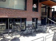 Image result for cafe shop off street