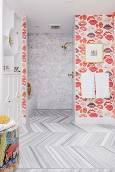 The Bathroom by Nest Design Co.