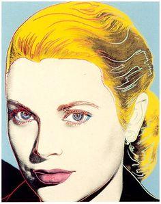 "Andy Warhol Andy Warhol Estate Rare 1989 Collector's Pop Art Lithograph Print "" Grace Kelly "" 1984 For Sale - Image 4 of 9 Andy Warhol Pop Art, Andy Warhol Museum, Roy Lichtenstein, Jasper Johns, Robert Rauschenberg, Jean Michel Basquiat, Josef Albers, Jackson Pollock, Grace Kelly"