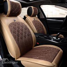 Avantgarde Original Fast Heat Dissipation Genuine Leather Universal Car Seat Cover