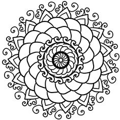 Mandala coloring pages, adult coloring pages, coloring books, colouring, co Adult Coloring Pages, Cool Coloring Pages, Mandala Coloring Pages, Coloring Pages To Print, Free Printable Coloring Pages, Coloring Books, Wallpaper Moon, Wallpaper Rainbow, Mandalas Painting