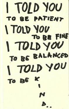 Ooooh skinny love...