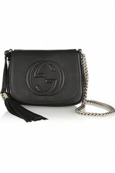 gucci soho bag with light gold chain f08863f0d3c91