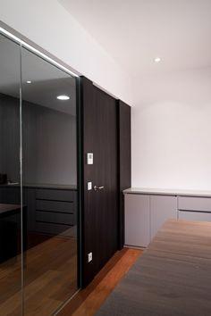 hechenblaickner - Möbelbau Breitenthaler, Tischlerei Divider, Furniture, Home Decor, Open Entryway, Carpentry, Timber Wood, Homemade Home Decor, Home Furnishings, Interior Design