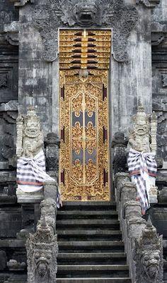 Pura Goa Lawah, Bali. #travel #culture