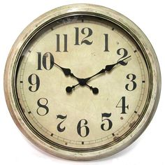 clocks | See more Large Wall Clocks we offer here .