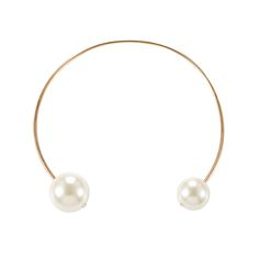 DOUBLE PEARL CHOKER #TDH #WHITE LABEL #PEARLS #CHOKER  http://www.thedarkhorse.com.au/