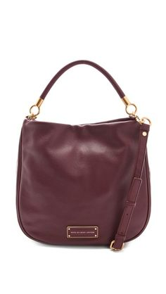 Marc by Marc Jacobs Too Hot To Handle Hobo $438