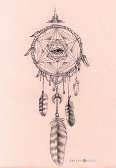 Art by: Emily Kell / Sacred Geometry <3