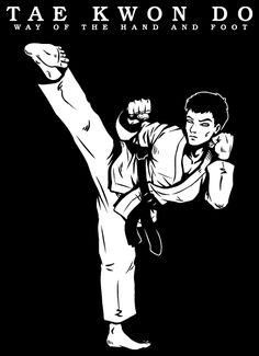 Taekwondo - Way of the hand and foot  Google Image Result for http://stuffpoint.com/taekwondo/image/38748-taekwondo-way-of-.gif