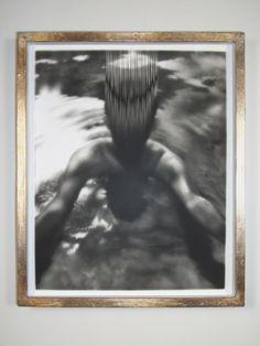 _ituntitled (Shadow # 2) it_ impresión de plata 2008 de gelatina, marco de plata deslustrada 11 x 9 pulgadas 27,9 x 22,9 cm Edición 3/5, 2 (Inv # BK13-b.3)