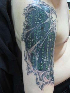 matrix tattoo - Hledat Googlem