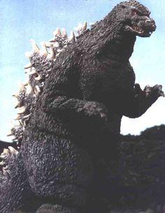 Godzilla '93 (Black Godzilla) (Dark Godzilla) (RadoGoji)