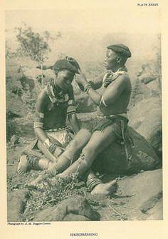 African Pedi - Ba Pedi - Bapedi Tribal Peoples