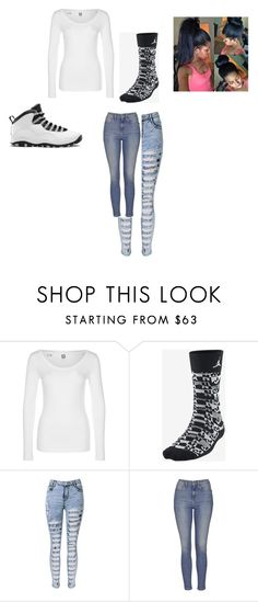 """""""Untitled #171"""" by sirionnaw on Polyvore featuring beauty, G-Star, NIKE and Topshop"""