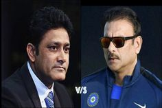 Shastri Can Replace Kumble!