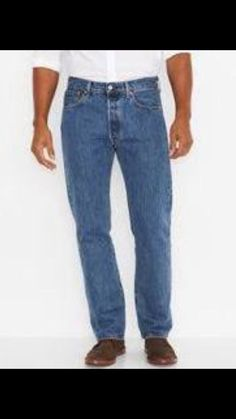 Lee Medium Stone Relaxed Fit Men's Straight Leg Jeans Size 36 X 30 NWT #LeeJeans #ClassicStraightLeg