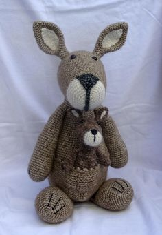 Gea's Lovely Gifts: Kangoeroe