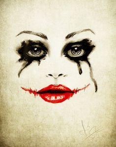 Harley Quinn Sketch