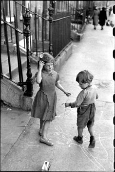 Dublin, Ireland, 1952  photo by henri Cartier-Bresson.