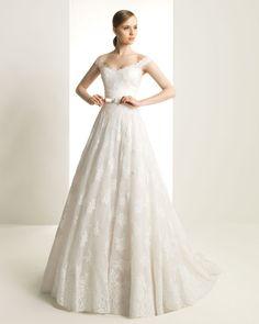 Vestido de noiva de Zuhair Murad by Rosa Clará
