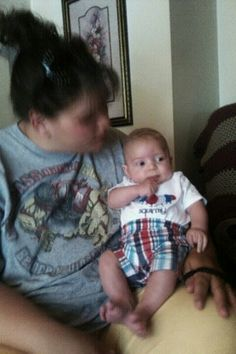 Mommy an James  2011