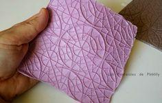 plaque de texture tuto pour les faire soi-même