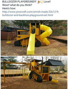 Bulldozer Playground