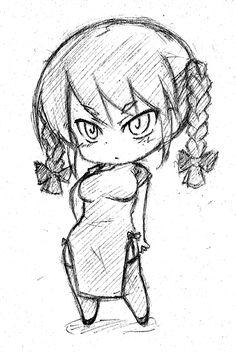 Random Chibi 8 by CatPlus.deviantart.com on @deviantART