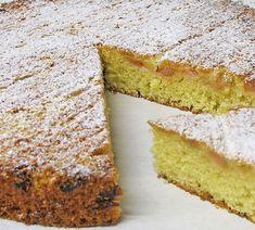 Rhabarber-Rührkuchen - Rezept