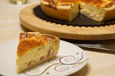La quiche lorraine oui mais épaisse s'il-te-plait Great Recipes, Food To Make, Pizza, Cheesecake, Blog, Oui, Food And Drink, Menu, Breakfast