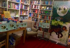 H.O.F Book reading at Jaffe & Neale, Chipping Norton November 2014