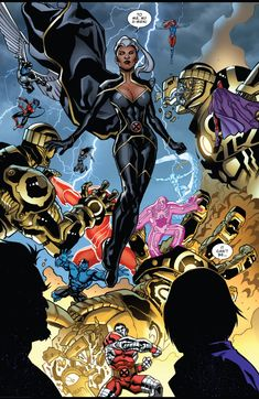 Uncanny X-Men Issue - Read Uncanny X-Men Issue comic online in high quality Ororo Munroe, Xmen Comics, Black Panther Marvel, Comics Online, X Men, Marvel Universe, Marvel Dc, Comic Books, Artist