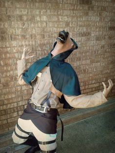 Jean Kirstein Cosplay, cosplay, funny cosplay, cute cosplay