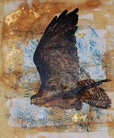 Buzzard   DegreeArt.com The Original Online Art Gallery