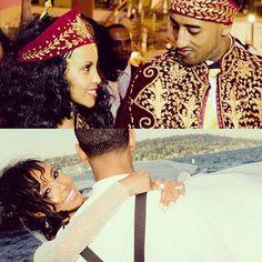 Culture Fusion #Eritrean #Ethiopian wedding #Melse Ethnic Wedding, Blue Wedding, Dream Wedding, African Print Fashion, Africa Fashion, Wedding Couples, Wedding Bride, Ethiopian Beauty, Ethiopian Wedding