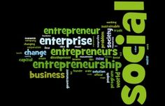 What is Social Entrepreneurship? It's the ability to address both business and social needs. Basic Business Plan, Business Grants, Business Planning, Entrepreneurship Education, Social Enterprise, Enterprise Business, Motivation Goals, Change, Classroom Activities