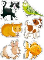 4th Grade Unit 7 Pets Vocabulary Activities | Resources and Materials for Teaching English to Young Learners
