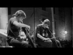 2CELLOS (Californication).  These were the guys in the Michael Jackson Glee episode ...