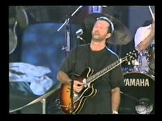 Eric Clapton - From The Cradle Rehearsals - New York, NY (09-28-94) - YouTube