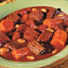 Slow Cooker Tuscan Beef Stew Allrecipes.com