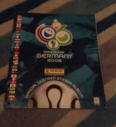 Panini sticker ##album, fifa 2006 world cup, germany, 70% #complete #album footbal,  View more on the LINK: http://www.zeppy.io/product/gb/2/182115305278/